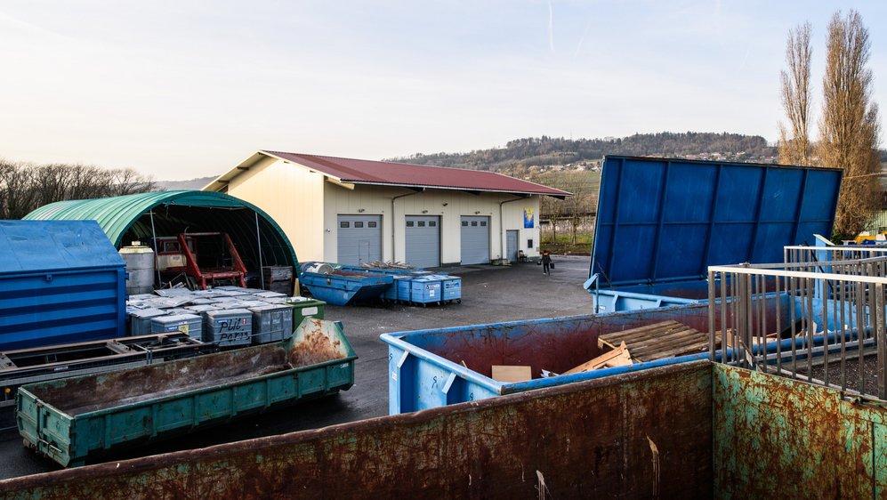 Les Municipalités des quatre communes ont décidé de mettre en place un concept innovant de pesée des déchets à la déchetterie même. Il sera mis en fonction dans le courant 2020.