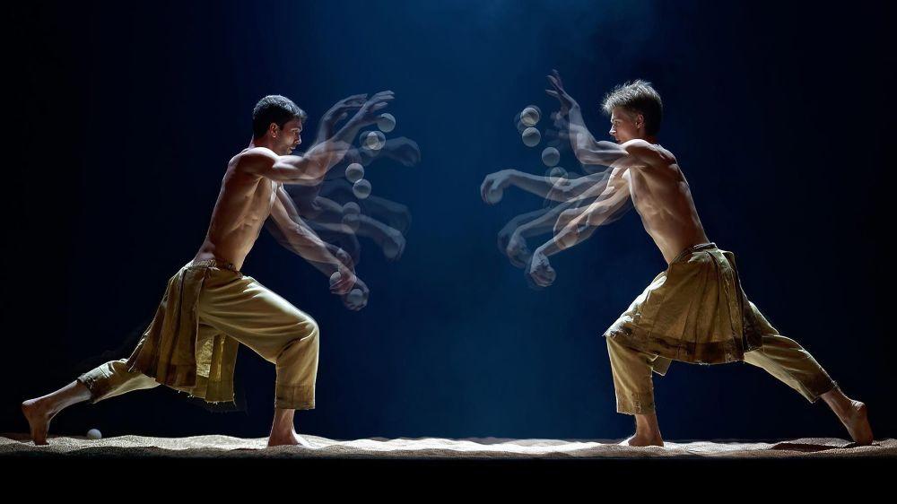 Cirque, théâtre, danse classique et contemporaine: «My Land» c'est tout ça à la fois et c'est à découvrir ce mercredi soir au Théâtre de Beausobre. Magique!
