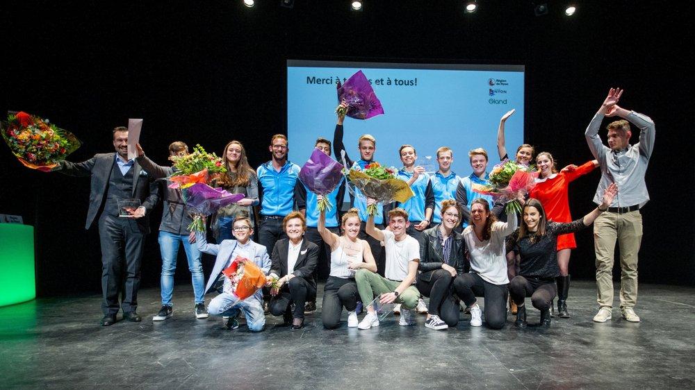 Ce premier tiers de l'année 2019 a notamment été marqué par la première cérémonie de remise des Mérites sportifs régionaux, qui s'est tenue le 28 mars au Théâtre de Grand-Champ, à Gland.