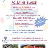 Le 3 février du FC Saint-Blaise