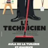 """Théâtre - """"Le Technicien"""""""