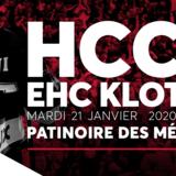 HCC vs. EHC Kloten (BCN Winter Week)