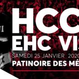 HCC vs. EHC Visp (BCN Winter Week)