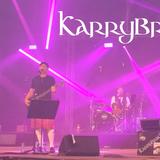 Rock/folk irlandais avec KarryBrack