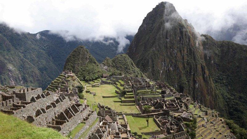 Pérou: touristes arrêtés pour avoir pris le Machu Picchu pour des toilettes