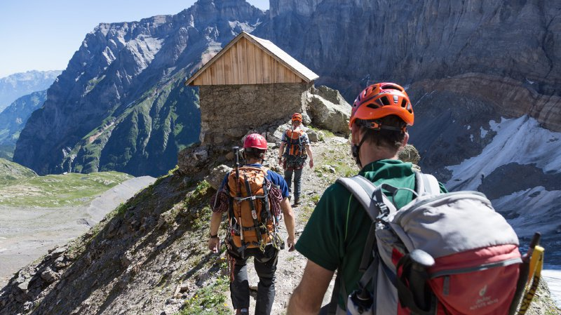 L'alpinisme fait partie des 41 demandes qui seront analysées dès lundi à Bogota (illustration).