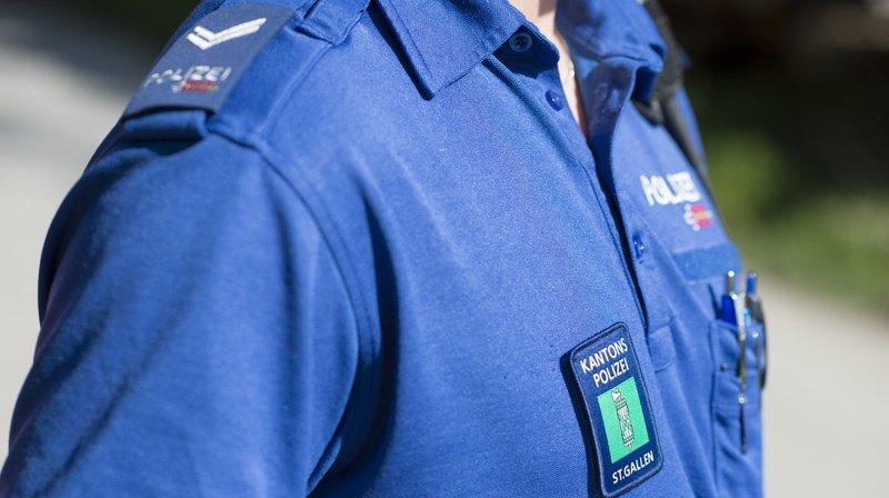La police st-galloise ne sait pas encore si un acte de violence est la cause du décès. (Illustration)