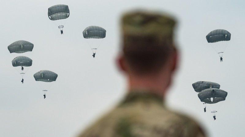 L'armée américaine va se déployer en Europe pour un énorme exercice militaire