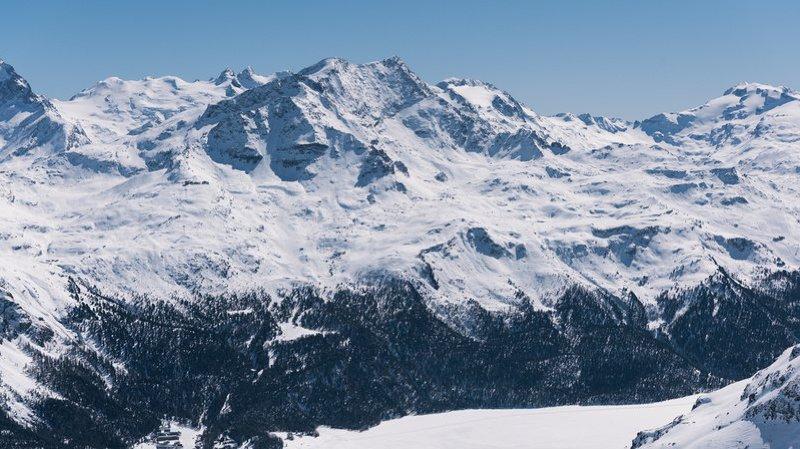 Saint-Moritz: le snowboardeur emporté par l'avalanche est décédé