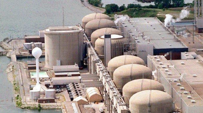 Canada: la centrale de nucléaire de Pickering, à l'est de Toronto, envoie une fausse alerte