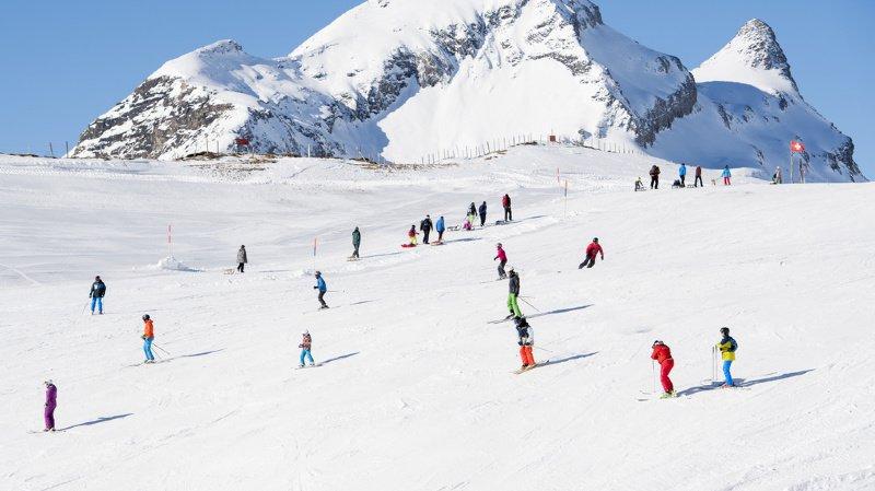 La mesure des Jungfraubahnen vise à garantir le confort des skieurs sur les pistes (archives).