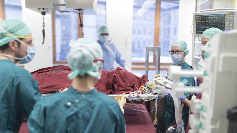 Don d'organes: toujours plus de transplantations d'organes