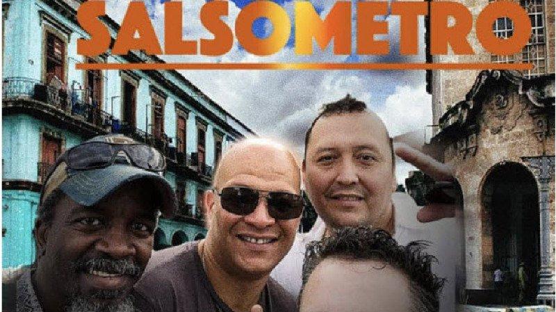 Grand concert latino: Salsometro de Cuba