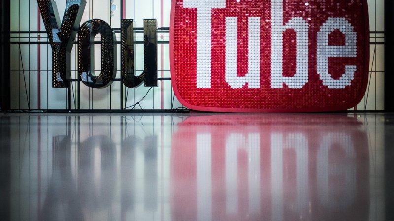Sur les trois premières chaînes YouTube du classement Forbes, deux concernent des enfants (ILLUSTRATION).