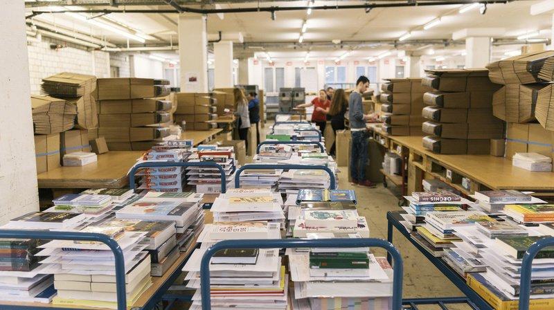 Les Suisses ont changé leurs habitudes de lecture en dix ans, selon l'Administration fédérale des douanes. (Illustration)
