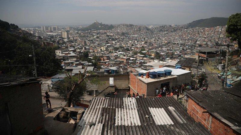 L'agression s'est produit dans la favela de Cidade Alta. (illustration)