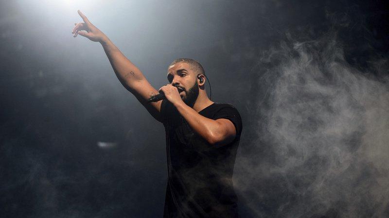 Spotify: écouté 28 milliards de fois, Drake est l'artiste le plus populaire de la décennie