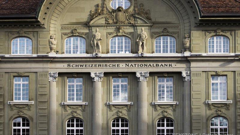 La Banque nationale suisse s'attend à dégager un bénéfice de 49 milliards en 2019
