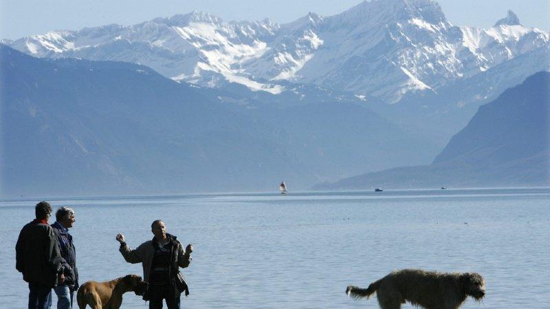 Météo: les températures vont grimper cette semaine, jusqu'à 15 degrés en Valais
