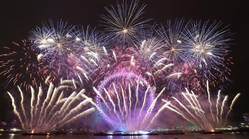 Londres fait partie du top 10 des villes d'Europe les plus chères pour célébrer le Nouvel An.