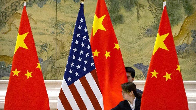 Guerre commerciale: la Chine et les Etats-Unis annoncent un accord préliminaire