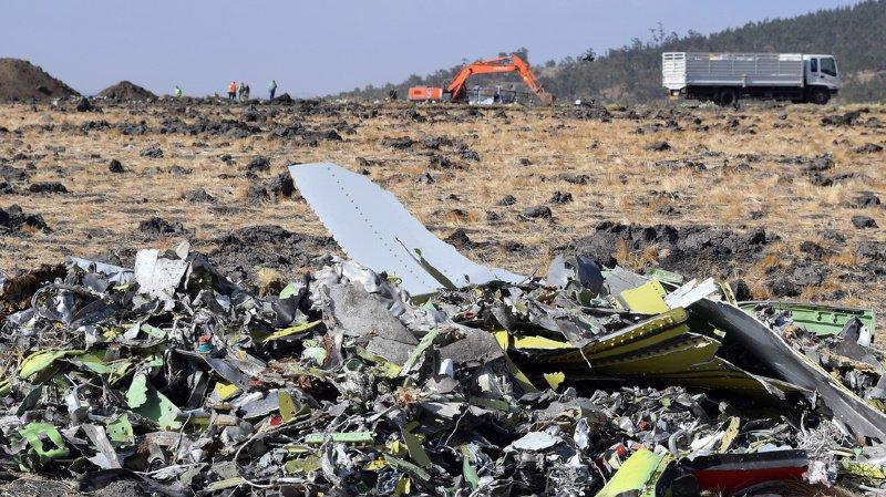 Le seul crash important fut celui d'un avion d'Ethiopian Airlines.