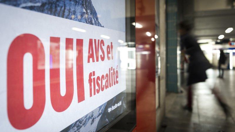 """Le """"oui"""" à la RFFA en mai 2019 ne constitue qu'un répit pour l'AVS, selon Manuel Leuthold, patron du fonds de compensation. (illustration)"""