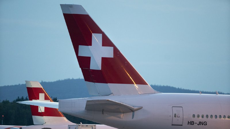 Transport aérien: Swiss va engager plus de 1000 personnes en 2020