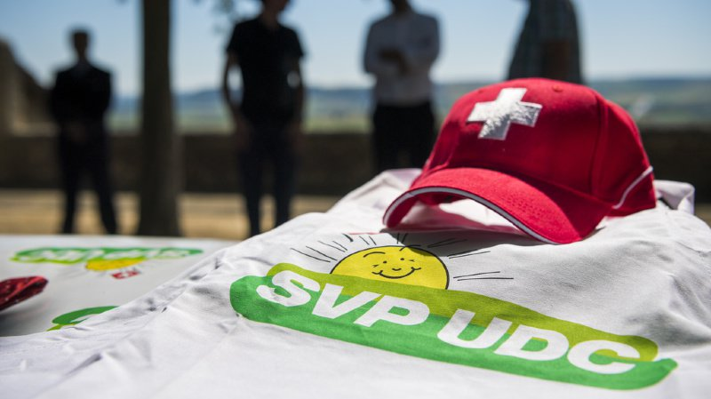 Saint-Gall: l'UDC exclut un candidat au parlement à cause de ses sympathies nazies