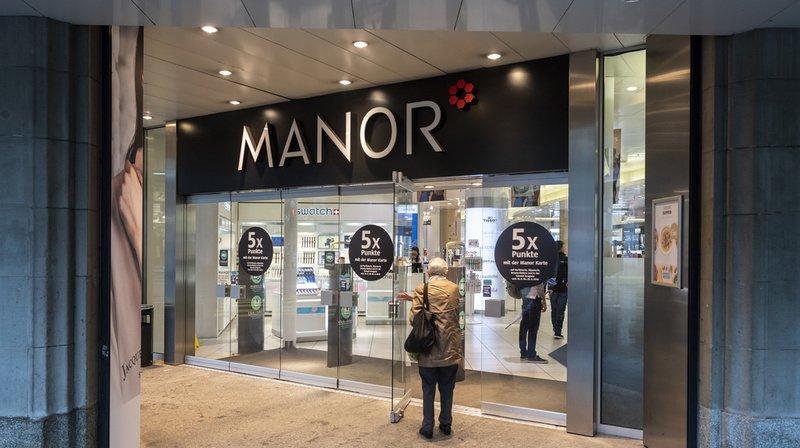 Le grand magasin Manor de la Bahnhofstrasse de Zurich a été contraint de fermer ses portes en fin janvier. (Illustration)