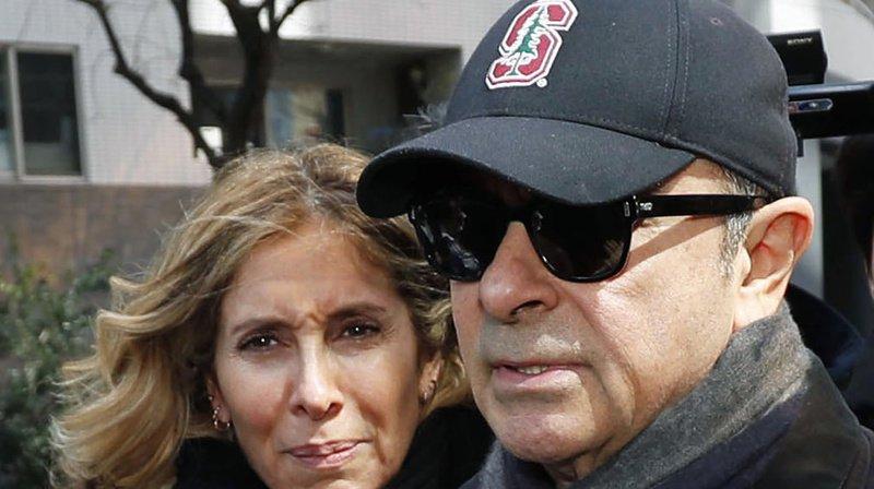 Carlos Ghosn est sous le coup de quatre inculpations au Japon. (Archives)
