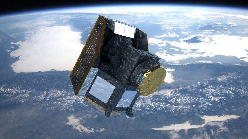 CHEOPS se compose notamment d'un télescope spatial mis au point et assemblé par l'Université de Berne.