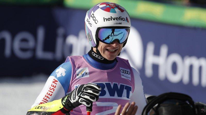 Ski alpin - Beaver Creek: Marco Odermatt remporte le super-G