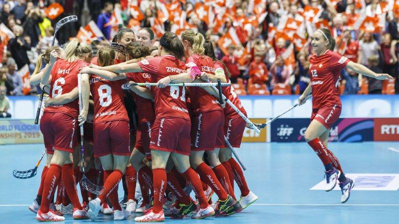 Les Suissesses retrouveront les Tchèques ce samedi en demi-finale.