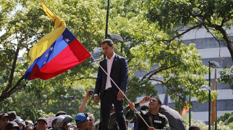 Venezuela: un élu s'est autoproclamé président du Parlement