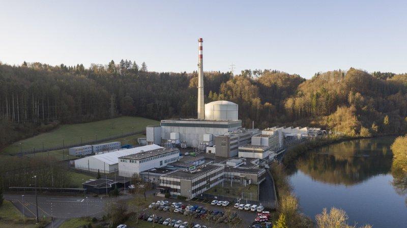Nucléaire: la centrale de Mühleberg a été définitivement mise à l'arrêt à 12h30 précises