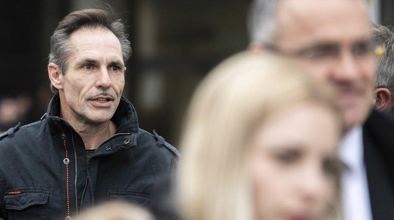 Le procès de Freddy Nock, âgé de 55 ans, s'est déroulé mercredi matin devant le Tribunal de district de Zofingue (AG).
