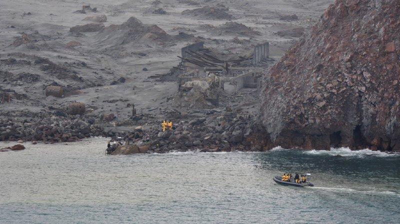 Nouvelle-Zélande: le bilan de l'éruption grimpe à 20 morts