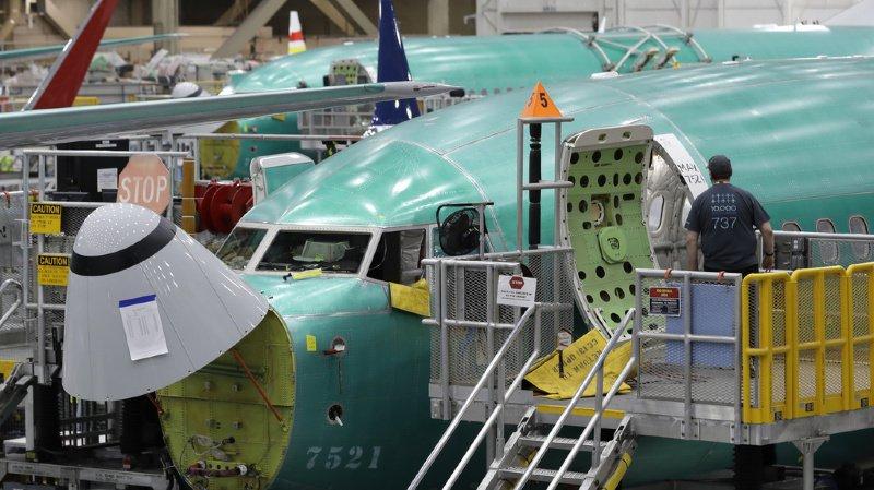Transport aérien: des messages entre salariés embarrassent Boeing pris dans le fiasco du 737 Max