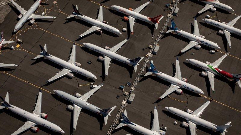 Boeing 737 MAX: documents préoccupants en mains du Congrès