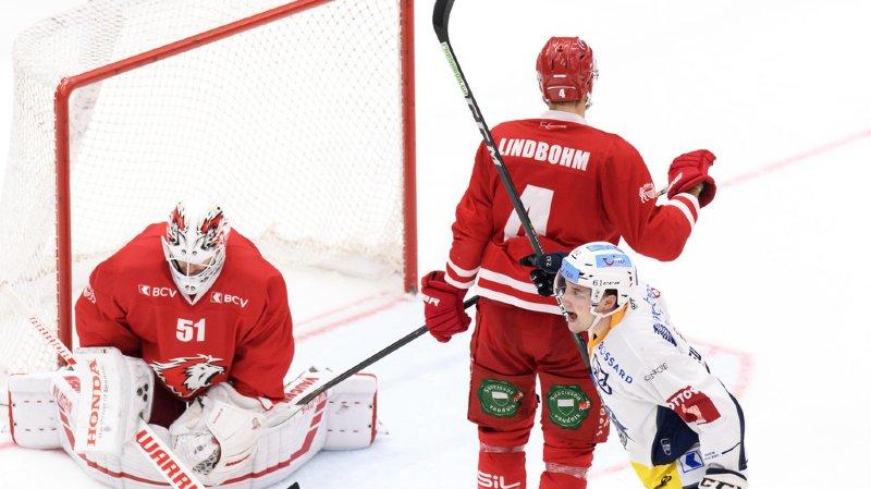 Hockey: Fribourg et Genève s'imposent, 4e défaite d'affilée pour Lausanne