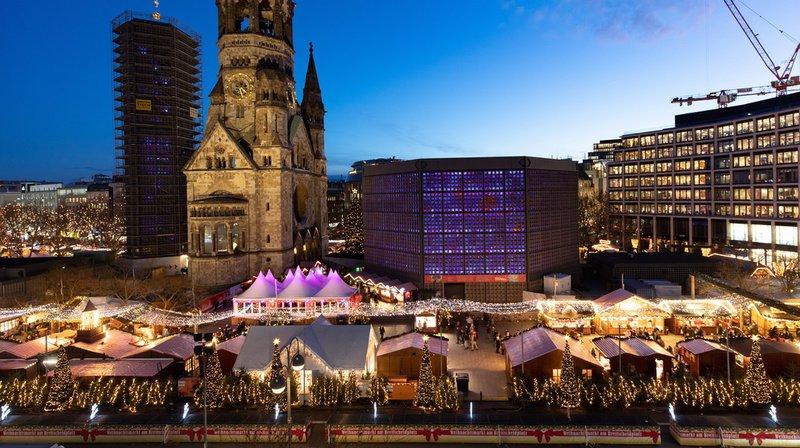 Il y a trois ans, le marché de Noël de Berlin avait été la cible d'un attentat meurtrier.
