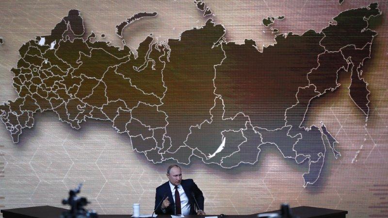"""Pour Vladimir Poutine, """"personne ne connaît les causes du changement du climat mondial"""""""