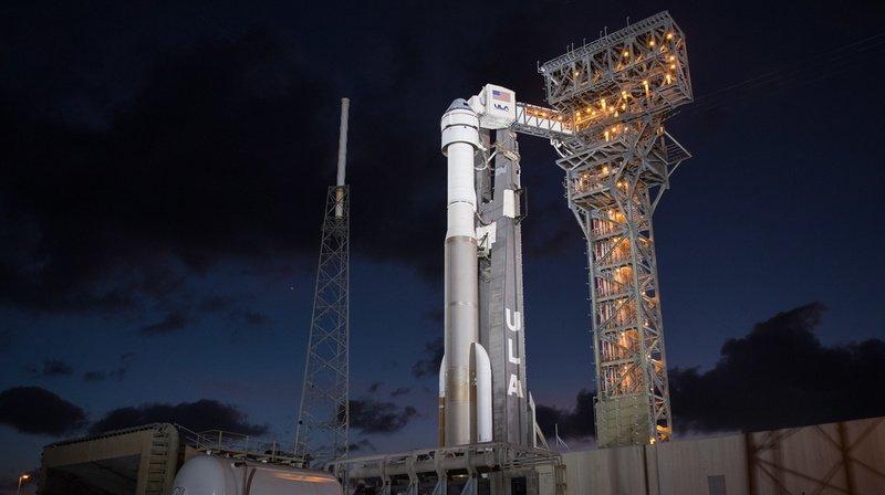 La fusée a décollé de Cap Canaveral, en Floride.