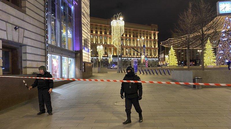 Un échange de tirs a eu lieu ce jeudi soir près du siège à Moscou du FSB. (Illustration)