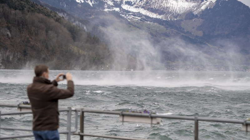 Météo: un mois de décembre spécialement doux en Suisse