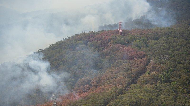 Australie: plus de 30'000 touristes en danger en raison des incendies, un pompier décédé