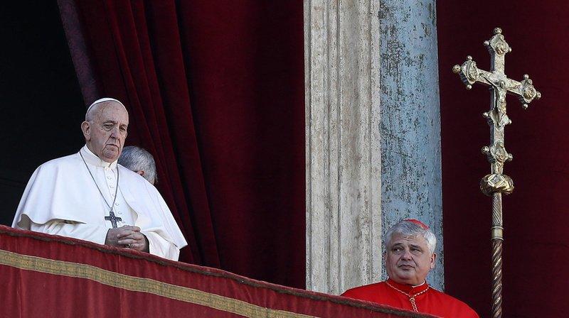 La situation en Syrie inquiète particulièrement le pape François.
