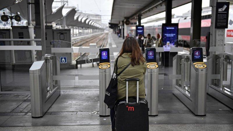 Pour les voyageurs, la situation est restée compliquée en France.