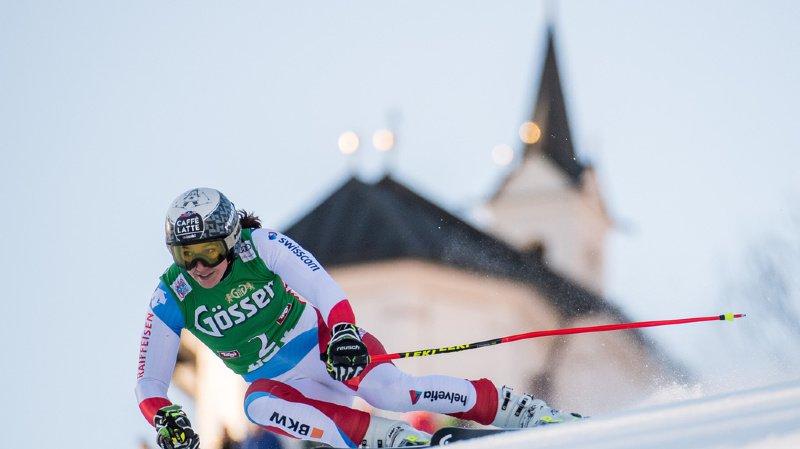 Ski alpin: Wendy Holdener termine 15e du géant de Lienz, remporté par Shiffrin